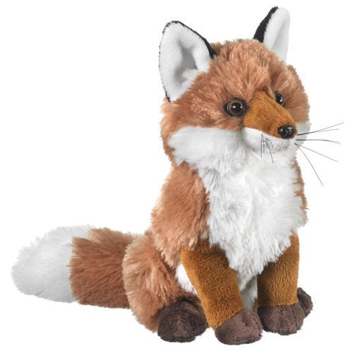 Wildlife Artists Fox Stuffed Animal Plush Toy - 1