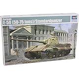 Trumpeter 1/35 German E50 Panther 50 to 75 Ton Tank