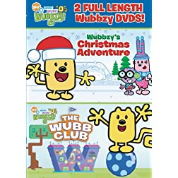 Wow! Wow! Wubbzy!: Christmas Two-Pack
