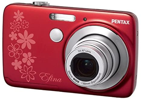 Pentax Efina Appareils Photo Numériques 14 Mpix Zoom Optique 5 x