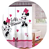 Disney Minnie Mouse Shower Curtain