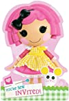 LaLaLoopsy Invitations 8 Invites Cards Birthday Party Supplies