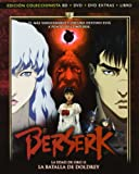 Berserk: La Edad De Oro II - Edición Coleccionista [Blu-ray] subtítulos en Castellano