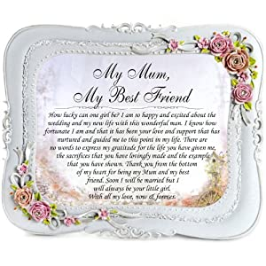 Wedding Gift Ideas For Friends Uk : Mother of Bride Wedding Gifts