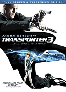 Transporter 3 (Widescreen & Full Screen Edition)