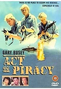 foto de Amazon com: Act of Piracy: Gary Busey Belinda Bauer Ray
