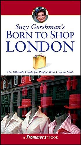 Suzy Gershman's Born to Shop London