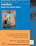 img - for Contribute: Hassle-free Content Control (Toolset) by Bill Barrett (2003-03-01) book / textbook / text book