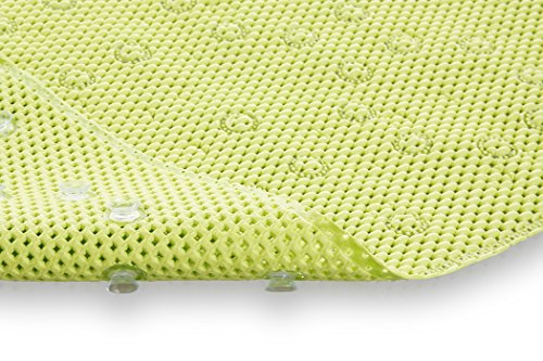 BINO Super Softee Cushioned Bathmat, Moss