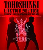 東方神起/東方神起 LIVE TOUR 2012 ~TONE~(Blu-ray)※特典ポスター無