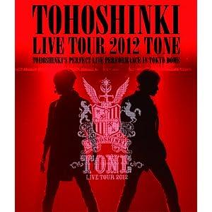 『東方神起 LIVE TOUR 2012 ~TONE~』