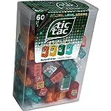 Tic Tac Lilliput - Frischepastillen in 60 Mini Packungen - 234g
