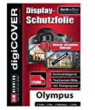DigiCOVER Premium Screen Protector for Olympus Stylus SH-50