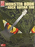 Monster Book of Rock Guitar Tab (Play It Like It Is Guitar)
