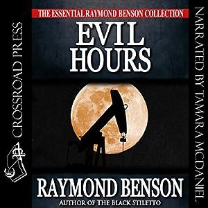 Evil Hours Audiobook