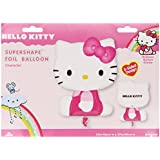 Amscan International Super/ Shape Hello Kitty Side Pose Balloon