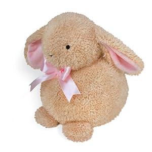 North American Bear Big Fat Bunny Plush Toys, Tan
