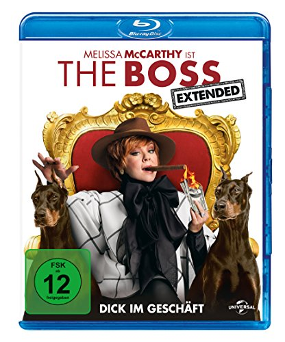 The Boss [Blu-ray]