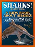 Sharks! A Kids Book About Sharks - Facts, Figures and High Quality Pictures of Animals in Nature (Big Kids Books)
