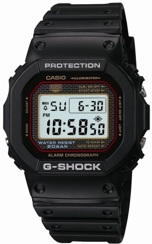 d152eb2ba8 CASIO (カシオ) 腕時計 G-SHOCK DW-5000SL-1JR SPIKE LEE Collaboration