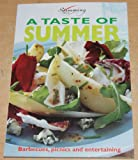 Heather Thomas A Taste of Summer (Slimming world)
