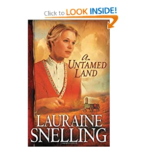 """An Untamed Land"" by Lauraine Snelling :Book Review"