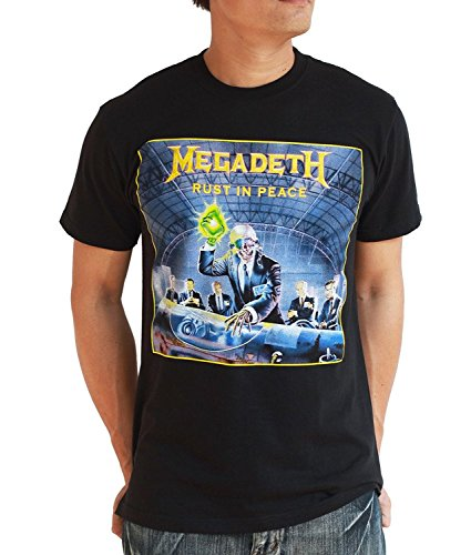 Habo-line Megadeth - Rust in Peace T-Shirt?X-Large?