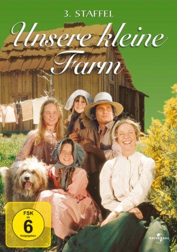 Unsere kleine Farm - 3. Staffel (6 DVDs)