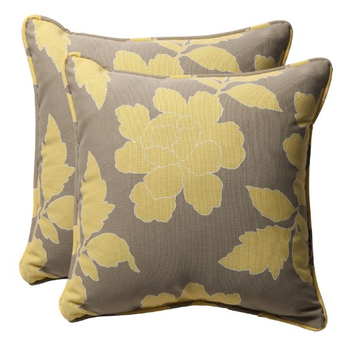 Big Yellow Throw Pillows : 301 Moved Permanently