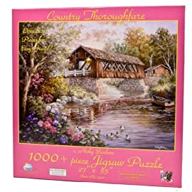 Country Thoroughfare - 1000pc By Sunsout
