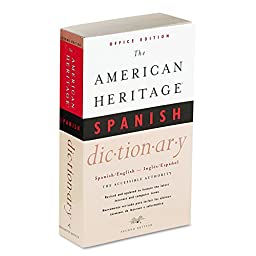 Houghton Mifflin American Heritage® Office Edition Spanish Dictionary