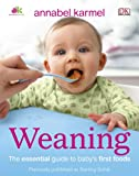 Annabel Karmel Weaning: The Essential Guide to Baby's First Foods