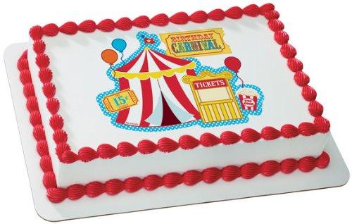 Full Sheet Cake Topper