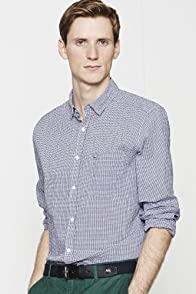 Long Sleeve Mini Gingham Seersucker Woven Shirt