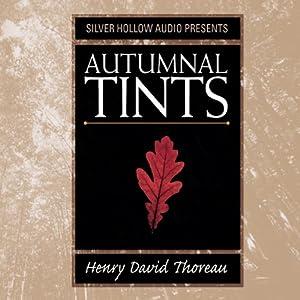 Autumnal Tints Audiobook