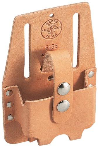 Klein Tools 5195 Leather Tape-Rule Holder, Medium
