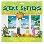 Tropical Sea View Scene Setters - Pac...