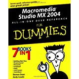Macromedia Studio MX 2004 All-in-one Desk Reference for Dummiesby Damon Dean
