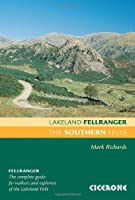 The Southern Fells (Lakeland Fellranger), Mark Richards