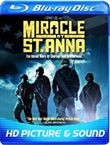 Miracle at St Anna  [Blu-ray]
