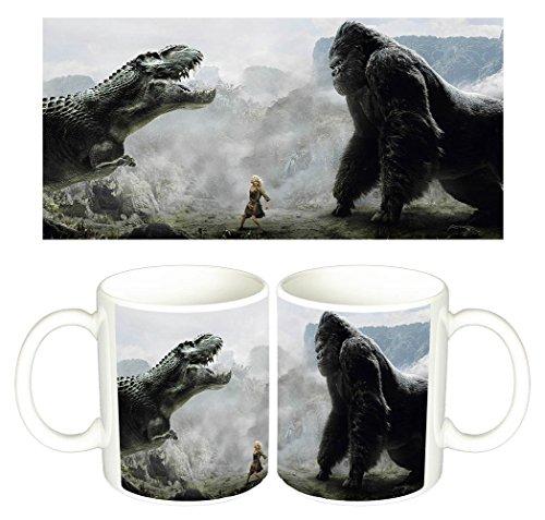 King Kong Vs Godzilla Tazza Mug