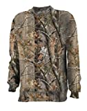 Russell Outdoors Woodstalker II Sweatshirt, Realtree AP, XX-Large