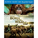 IMAX: Born to be Wild (Blu-ray 3D