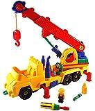 Take A Part Super Crane Truck