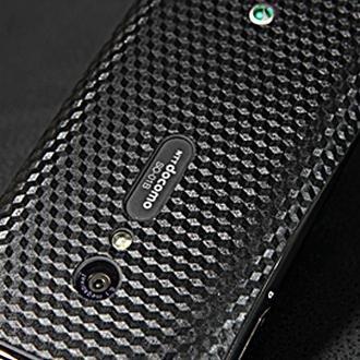 SPIGEN SGP エクスペリア スキンガード  CUBE  液晶保護シートセット for Xperia X10