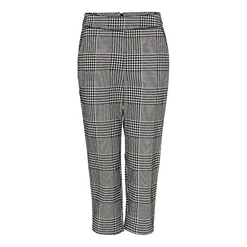 Pantaloni Angelina Voodoo Vixen (Nero/Bianco) - Medium