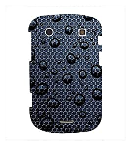 Fuson Premium D13282 Printed Hard Plastic Back Case Cover for BlackBerry Bold Touch 9930