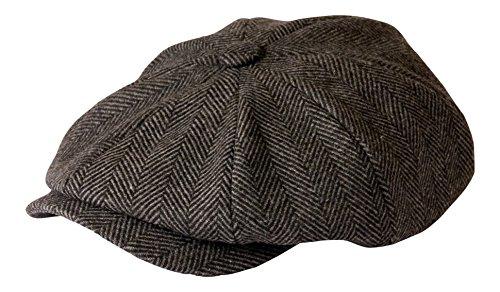 gamble-gunn-basco-scozzese-uomo-grigio-65-cm
