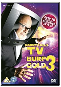 Harry Hill's TV Burp Gold 3 [DVD]