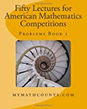 Guiling Chen Fifty Lectures for American Mathematics Competitions Problems Book 1